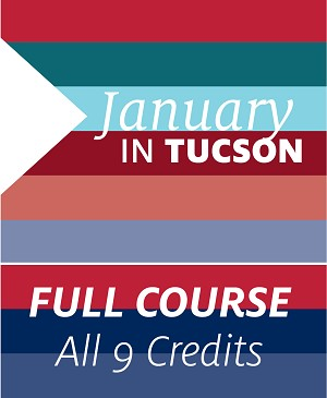 January in Tucson 2016:  Full 9 Course Series